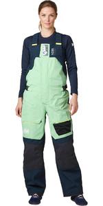 2020 Helly Hansen Womens Skagen Offshore Bib Trouser 33921 - Reef Green