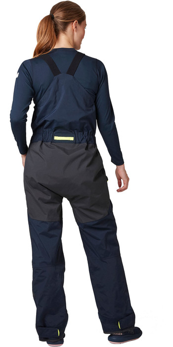 2020 Helly Hansen Womens Pier Bib Trouser 33961 - Navy