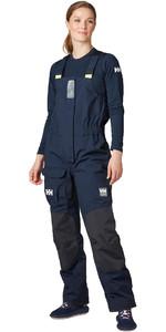 2020 Helly Hansen Womens Pier Bib Trouser 33961 - Navy