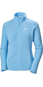 2020 Helly Hansen Womens Daybreaker Fleece Jacket 51599 - Coast Blue