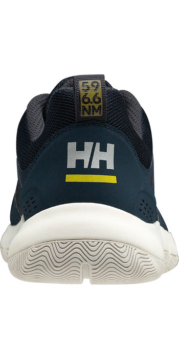 2021 Helly Hansen Womens Skagen F-1 Offshore Sailing Shoes 11313 - Navy / Graphite Blue