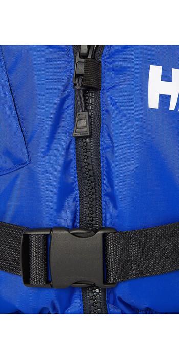 2021 Helly Hansen 50N Rider Vest / Buoyancy Aid 33820 - Royal Blue