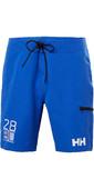 "2021 Helly Hansen Mens HP 9"" Board Shorts 34058 - Royal Blue"