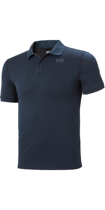2020 Helly Hansen Mens Lifa Active Solen Polo 49350 - Navy