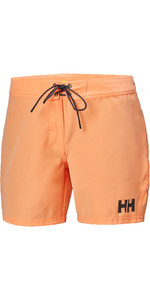"2020 Helly Hansen Womens HP 6"" Board Shorts 34099 - Melon"