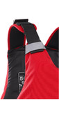 2021 Palm Centre Zip 50N Buoyancy Aid 11269 - Red