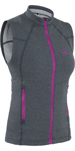 2021 Palm Womens Tsangpo Thermal Gilet 11751 - Jet Grey