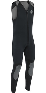 2021 Palm Centre 3.5mm Kayak Longjohn Wetsuit 12167 - Black