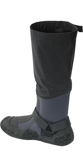 2021 Palm Nova Kayak Boots 12339 - Jet Grey
