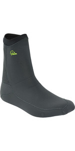 2020 Palm Index 1.5mm Neoprene Socks 12347 - Jet Grey