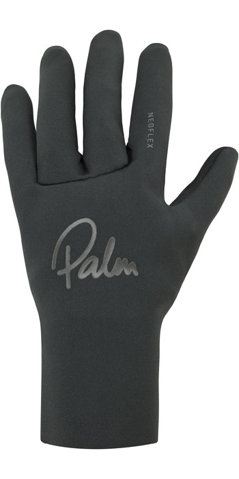 2020 Palm NeoFlex 0.5mm Neoprene Gloves 12324 - Jet Grey