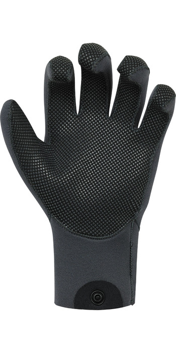 2021 Palm Hook Neoprene Gloves 12325 - Jet Grey