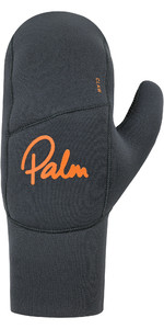 2021 Palm Claw 3mm Neoprene Mitts 12326 - Jet Grey