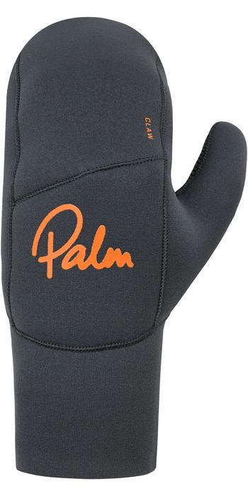 2021 Palm Claw 3mm Neoprene Mitts 12326 - Jet Grey