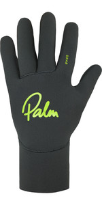 2020 Palm Grab 1.5mm Neoprene Gloves 12328 - Jet Grey