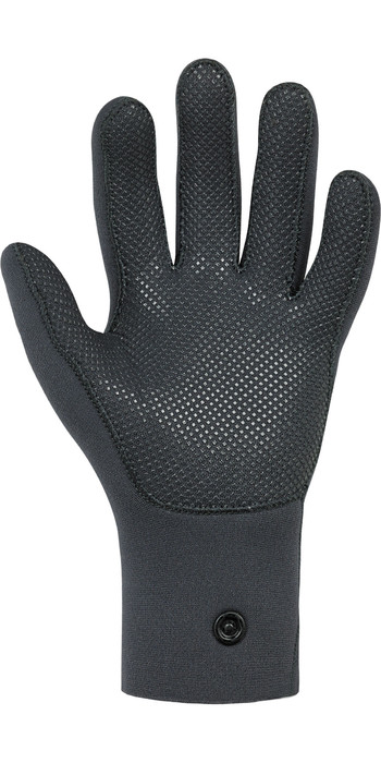 2020 Palm Grab High Ten 3mm Neoprene Gloves 12329 - Jet Grey