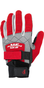 2020 Palm Pro 2mm Neoprene Gloves 12331 - Red