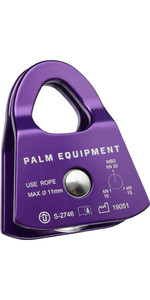 2021 Palm Prussik Minding Pulley 12602 - Purple