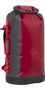 2020 Palm River Trek 50L Dry Back Pack 12348 - Chilli / Jet Grey