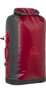 2020 Palm River Trek 125L Dry Back Pack 12348 - Chilli / Jet Grey