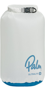 2021 Palm Ultralite 10L Drybag 12352 - Translucent
