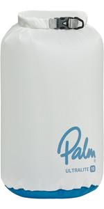 2020 Palm Ultralite 10L Drybag 12352 - Translucent