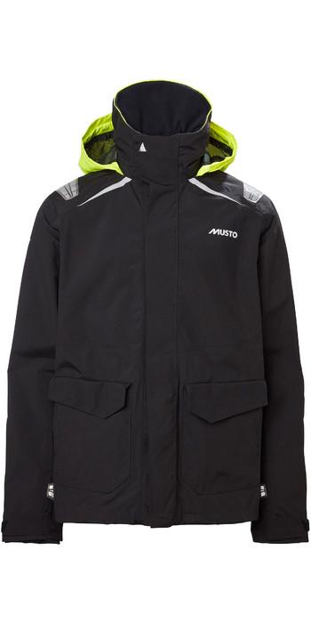 2021 Musto Mens BR1 Inshore Sailing Jacket 81208 - Black