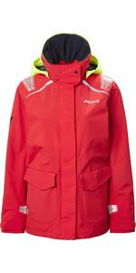 2020 Musto Womens BR1 Inshore Sailing Jacket 81221 - True Red