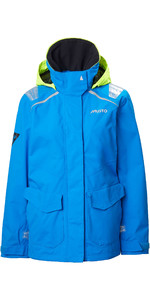 2021 Musto Womens BR1 Inshore Sailing Jacket 81221 - Brilliant Blue