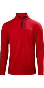2020 Musto Mens Sardinia 1/2 Zip Fleece 82018 - Red