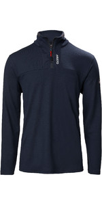 2020 Musto Mens Sardinia 1/2 Zip Fleece 82018 - Navy