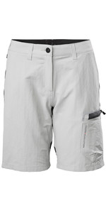 2021 Musto Womens Evolution Performance 2.0 Shorts 82003 - Platinum