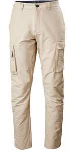 2021 Musto Mens Evolution Deck Fast Dry UV Trousers 81151 - Light Stone