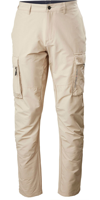 2021 Musto Mens Evolution Deck Fast Dry UV Trousers 81151 - Light Stone