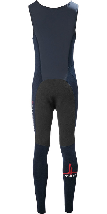 2021 Musto Mens Flexlite Alumin 2.5mm Long John Wetsuit 80878 - Midnight Marl