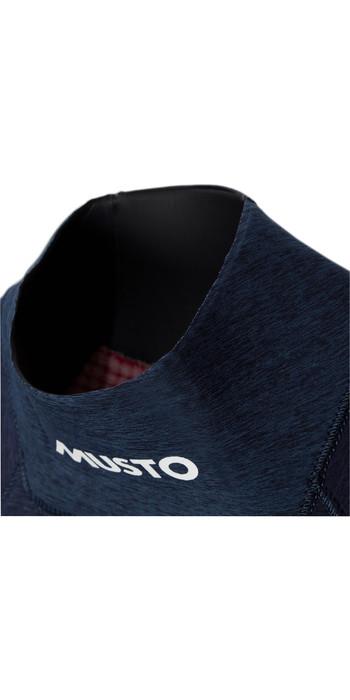 2021 Musto Mens Flexlite Alumin 2.5mm Neoprene Top 80868 - Midnight Marl