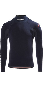 2021 Musto Mens Flexlite Alumin 2.5mm Neoprene Top 80868 - Midnight Marl
