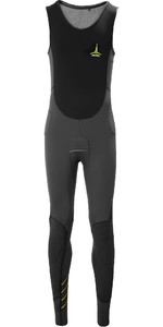2020 Musto Mens Foiling Thermocool 1.5mm Impact Long John Wetsuit 80879 - Dark Grey / Black