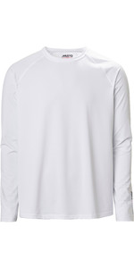 2020 Musto Mens Evolution Long Sleeve Sunblock Tee 2.0 81155 - White