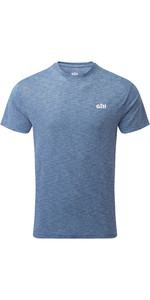 2020 Gill Mens Holcombe Crew Short Sleeve Base Layer 1103 - Ocean