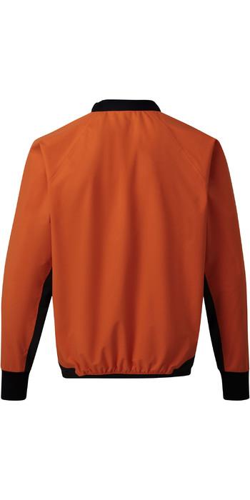 2021 Gill Mens Dinghy Top 4368 - Orange