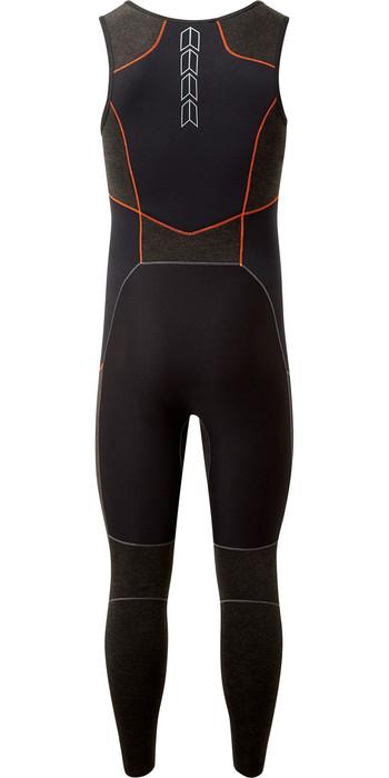 2021 Gill Mens Zentherm 3mm GBS Skiff Suit 5000 - Black