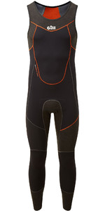 2020 Gill Mens Zentherm 3mm GBS Skiff Suit 5000 - Black