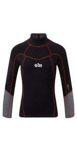 2020 Gill Junior Zentherm 2.5mm GBS Neoprene Top 5001J - Black
