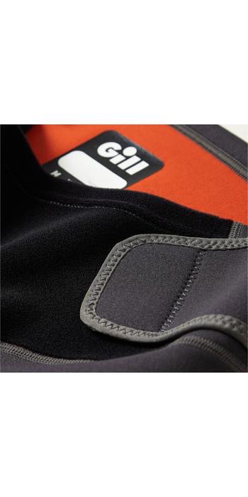 2021 Gill Mens Zenlite 2mm Flatlock Neoprene Shorts 5004 - Graphite