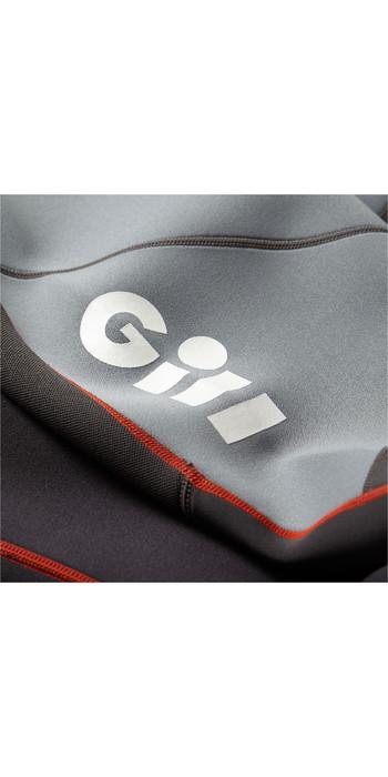 2021 Gill Mens Zenlite 2mm Flatlock Neoprene Trousers 5005 - Steel Grey