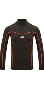 2020 Gill Mens Hydrophobe Long Sleeve Top 5006 - Black