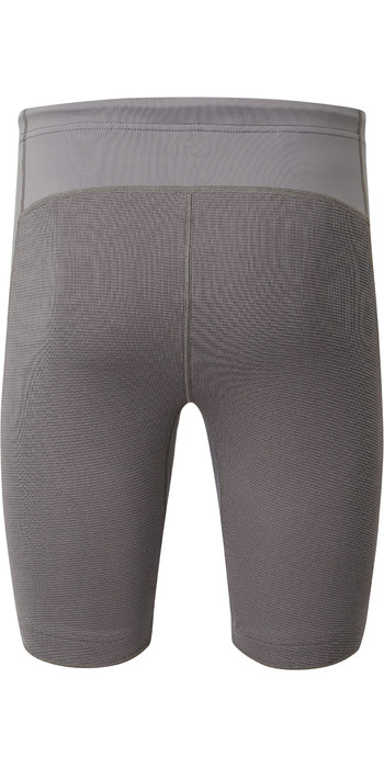 2021 Gill Mens Deck Shorts 5015 - Steel Grey