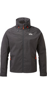 2021 Gill Mens Pilot Jacket IN81J - Graphite Melange