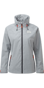 2021 Gill Womens Pilot Jacket IN81JW - Graphite Melange